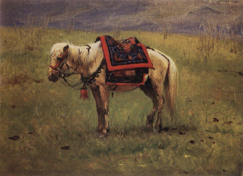 Василий верещагин живопись картины