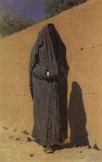 108. 0 Узбекская женщина в Ташкенте